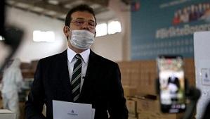 Ekrem İmamoğlu'nun corona virüsü testi pozitif çıktı