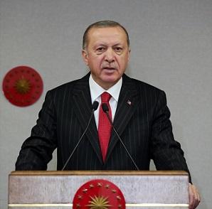 Erdoğan açıkladı: Bayramda 81 il'de sokağa çıkma yasağı