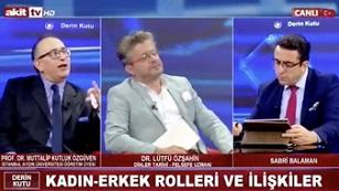 Prof. Kutluk Özgüven'den 12 yaşındaki kız çocukları için Akit TV'de skandal sözler!