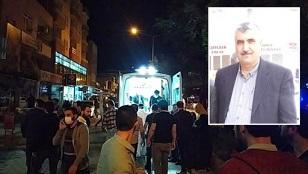 AKP'li Meclis üyesi silahlı saldırı sonucu öldürüldü