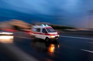 Ambulansla tatile giden çifte para cezası