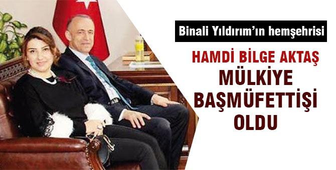 Son dakika... Çankırı Valisi Hamdi Bilge Aktaş görevden alındı!