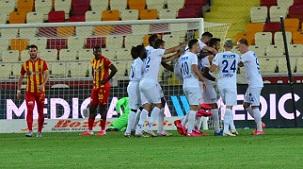 BTCTurk Yeni Malatyaspor: 1 - Kasımpaşa: 2