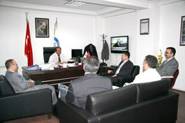 Bosna vakıf eserlerine Çankırı desteği
