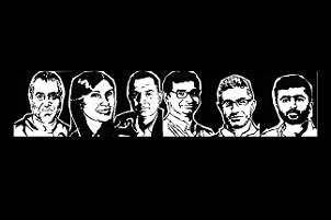Altı gazeteci ilk kez hakim karşısına çıktı! Savcı tutukluluğun devamını istedi