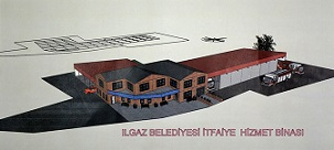 Ilgaz'a yeni itfaiye binası