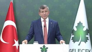 Davutoğlu: Erdoğan kendisine saldıranlarla yoldaşlık yapmayı tercih etti - İZLE