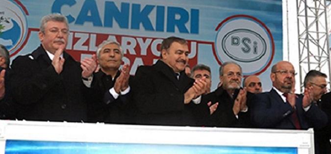 CHP lideri Kılıçdaroğlu, grup toplantısında Çankırı'daki kayıp barajı gündeme taşıdı