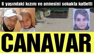 Tekirdağ'da vahşet! Dini nikah kıydığı kadını ve ondan olan kızını öldürüp intihara kalkıştı