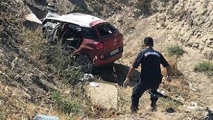 Başkent'te feci kaza! 3 Ölü 1 yaralı
