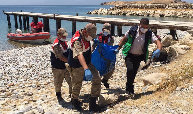 Van'daki tekne faciasında ölü sayısı 59'a yükseldi