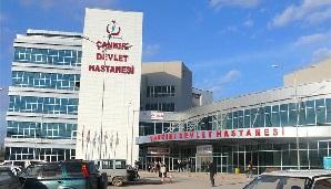 Çankırı Devlet Hastanesi'nde coronalı hastaların bakımını coronalı hastalar yapıyor!