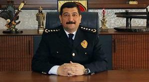 Çankırı İl Emniyet Müdürü Aksoy'un Covid-19 testi pozitif çıktı