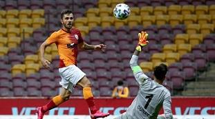 Galatasaray: 3 - Gaziantep FK: 1
