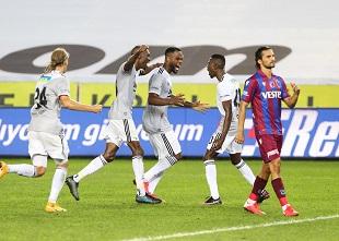 Trabzonspor: 1 - Beşiktaş: 3