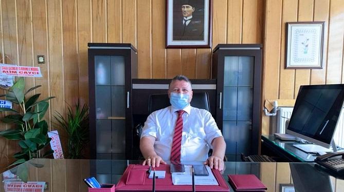 'Kara kutu Muharrem' vekaleten de olsa müdürlük koltuğuna oturdu!