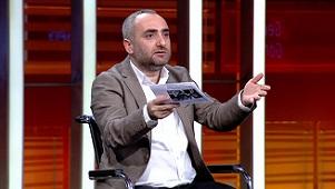 İsmail Saymaz canlı yayında İYİ Parti'nin anketini açıkladı