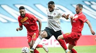 Beşiktaş: 1 - Yeni Malatyaspor: 0