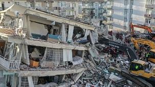 Gündemin getirdiği soru: Çankırı'da kolonları kesilmiş kaç bina var?