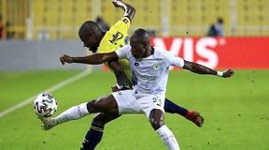 Fenerbahçe: 0 - Konyaspor: 2
