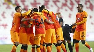 DG Sivasspor: 1 - Galatasaray: 2