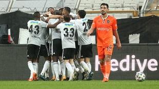 Beşiktaş: 3 - Medipol Başakşehir: 2