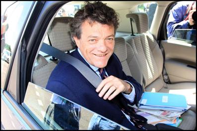 Jean-Louis Borloo: Faydalı bir görüşme yaptık!