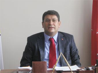 Şahin: Bülent Gedikli Sayın Valimizin köylüsü!
