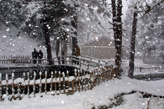 Bölgede yoğun kar yağışı bekleniyor