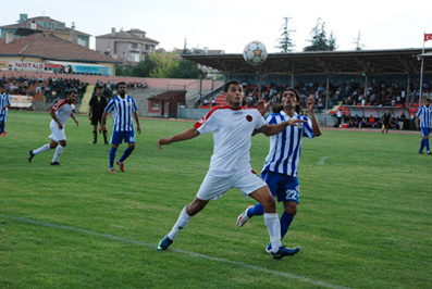 Ofspor karşılaşmasından gol çıkmadı: 0-0