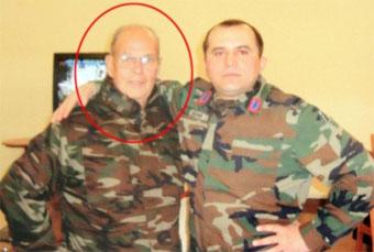 70lik asker Çankırıda vefat etti!