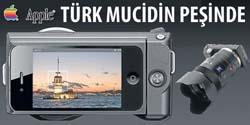 Apple Türk mucidin projesinin peşinde