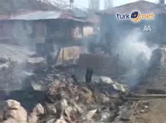 Çatak köyündeki yangında 1 kişi yaşamını yitirdi!