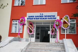 Üniversiteye yeni bir bina daha kazandırıldı