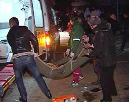 Rusyada gece kulübünde facia: 102 ölü!