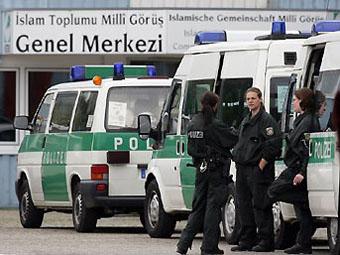 Almanyada Milli Görüşü çökertme operasyonu!