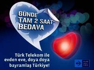Türk Telekomdan bayram hediyesi