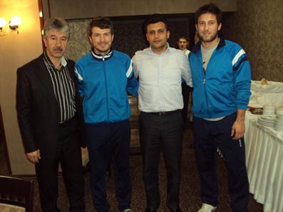 SON DAKİKA: İki yeni transferle Çankırı Belediyespor Ankarada