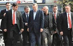 Başbakandan Bayramlık diyalog