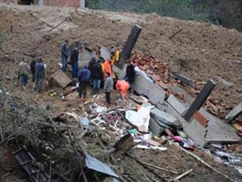 Kiliste ev çöktü: 5 ölü