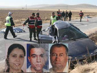 3 kişinin öldüğü kazadan çıkan esrarengiz not