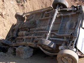 Mardin'de katliam gibi kaza: 8 ölü!