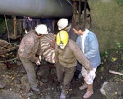 Bursada maden ocağında patlama: 16 işçi göçük altında!