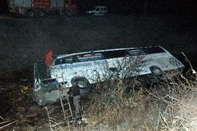 Bayram kazalarla başladı: 3 ölü 46 yaralı!