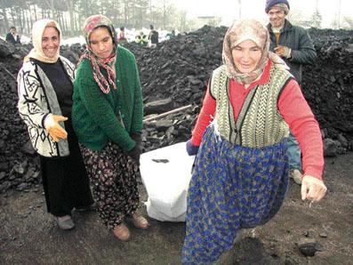 Yoksul yaktı TKI yandı