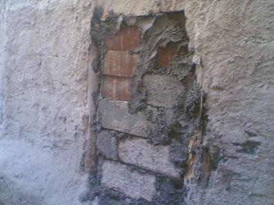 Koca duvarı delen hırsız, çalacak ne buldu dersiniz?