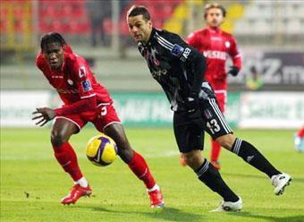 Manisaspor: 1 - Beşiktaş: 1