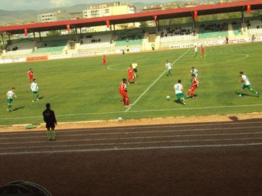 Kırşehir deplasmanından da puan yok:  2-1