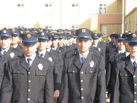 Emniyet Teşkilatına Çankırıdan 222 yeni mezun!