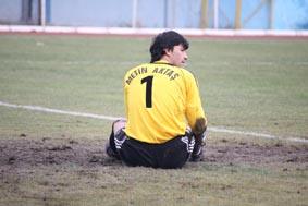 Haftayı kendi evinde Bugsaşsporu 1-0 yenen Karsspor karlı kapadı!